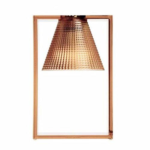 Kartell Light-Air Lampada da Tavolo, Rosa