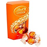 Lindt Lindor Lait Orange, 200G - Paquet de 6