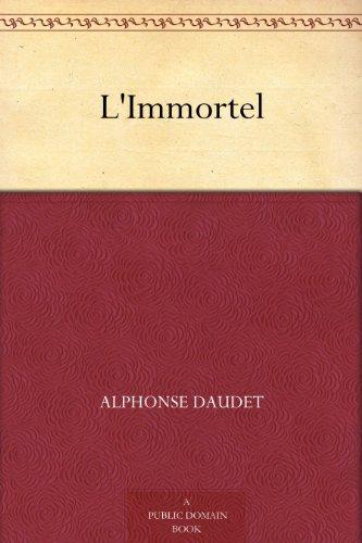 Couverture du livre L'Immortel