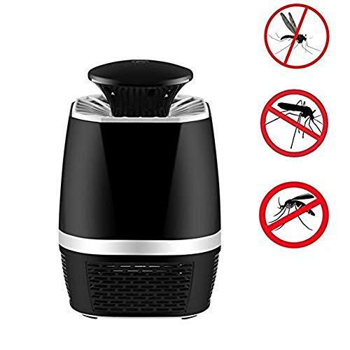 LFNIU Insektenvernichter AmeisenBug Zapper, Moskito-Falle Indoor Mit UV-LED-Licht Ungiftiger chemikalienfreier Dämpfer, Elektronischer Insektenvernichter für den Innenbereich -