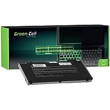 Mid 2009, Mid 2010 5200mAh 10.8V Nero Green Cell/® A1321 Batteria per Portatile Apple MacBook Pro 15 A1286
