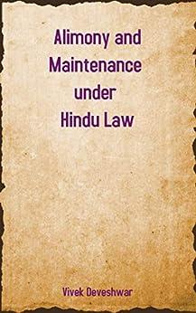 Alimony and Maintenance under Hindu Law by [Deveshwar, Vivek]