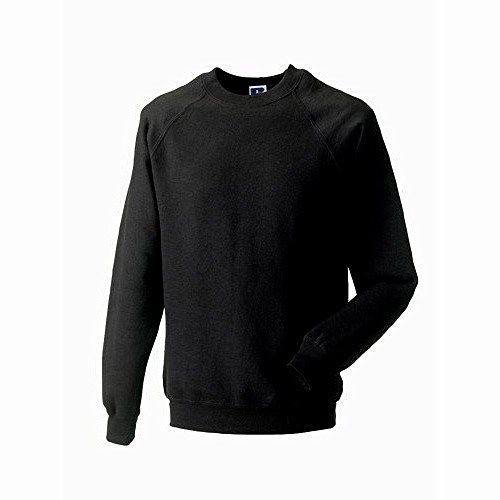 russell-jerzees-colours-classic-sweatshirt-m-black