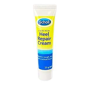 Scholl Cracked Heel Repair Cream 25g