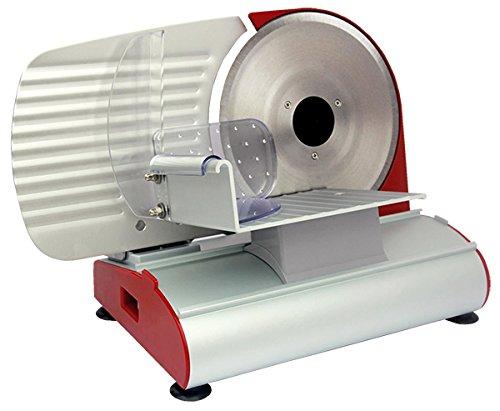 Rgv 110901 Affettatrice, Alluminio, Multicolore