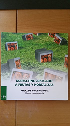 Portada del libro Marketing Aplicado A Frutas Y Hortalizas