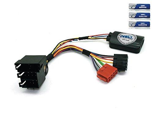 SONY Lenkrad Fernbedienung Adapter für Nissan Micra Bj. Bis 2006 / Note Bj. Bis 2009