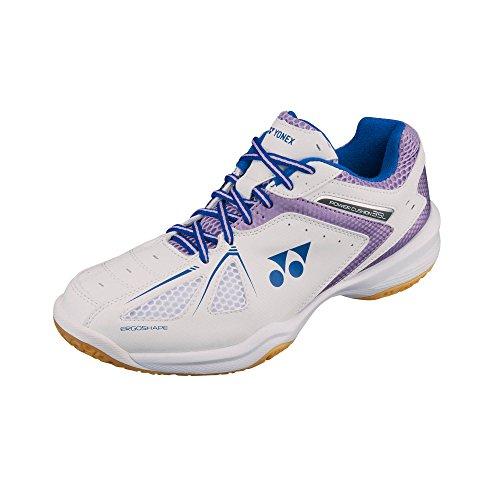 yonex-power-cushion-35-ladies-badminton-shoes-color-white-purple-shoe-size-6-uk