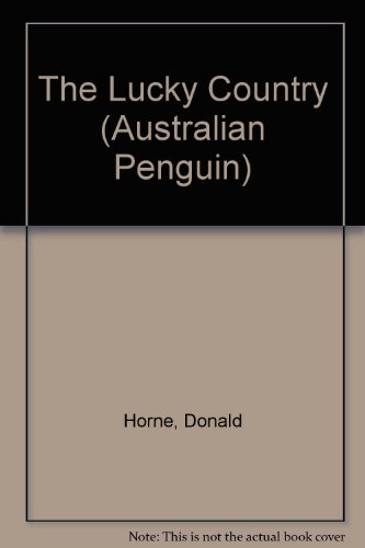 The Lucky Country (Australian Penguin)