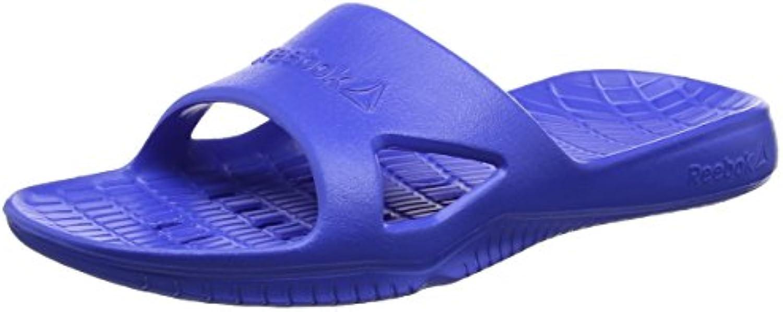 Reebok Kobo H2Out, Chanclas para Hombre, Azul (Vital Blue/Collegiate Navy), 44.5 EU  -