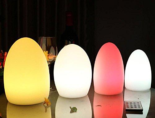 ZTYR Tischleuchten, Multi-Color, aufladbare LED-Atmosphäre im Home Hotel Restaurant Bar KTV verbreitet... , 15*21cm - Home Decor Traditionellen Tisch-lampe