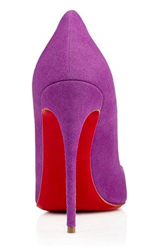 TDA - Sandali con Zeppa donna Purple