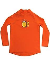 IQ de UV niños 300Camiseta de manga larga–Camiseta, infantil, iQ UV 300 langarm T-Shirt, siren, 104