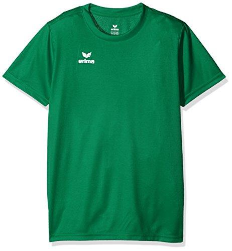 Erima Kinder Funktions Teamsport T-Shirt, smaragd, 152