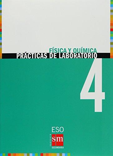 Física y química. 4 ESO. Prácticas de laboratorio - 9788467534115