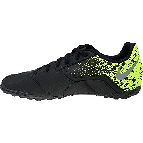 Nike Bombax Tf, Chaussures de Football Homme Noir (Noir / Cool Grey-Volt)