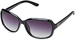 joe black Gradient Butterfly Womens Sunglasses - (JB-819-C1P|60|Purple Color)