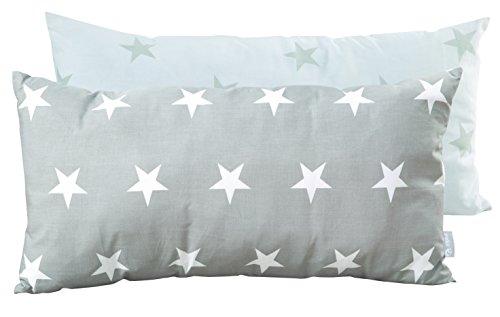 roba 204101V190 - Dekokissen 'Little Stars', 30x60 cm