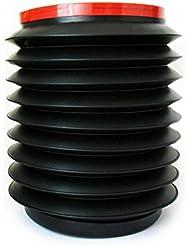 Plegable plegable cubo de agua 4L multifunción para coche almacenamiento caja al aire libre Washbasins(black)
