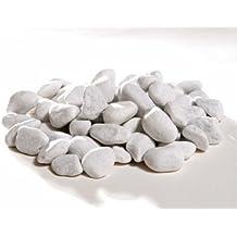 20 piedras /blancas decorativas /para chimeneas gel y etanolChimenea /bionl24/envío gratuito