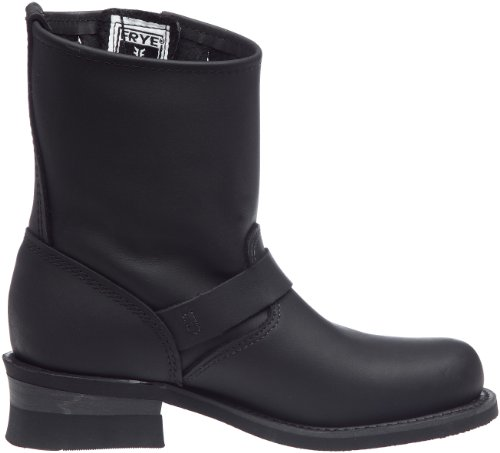 FRYE - Stivali Engineer 8R, Donna Black