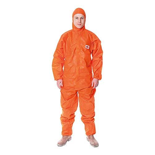 3M 4515 Schutzanzug, Typ 5/6, Größe  XL, Orange