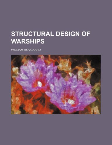 Structural design of warships
