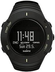Suunto Unisex Core Outdoor-Uhr für alle Höhenlagen, Höhenmesser, Barometer, Wetterfunktionen, Robustes Verbundgehäuse, Wasserfest (30 m)