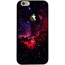 Yashas® High Quality Designer Printed Case & Cover for Iphone 7 (Night Sky)