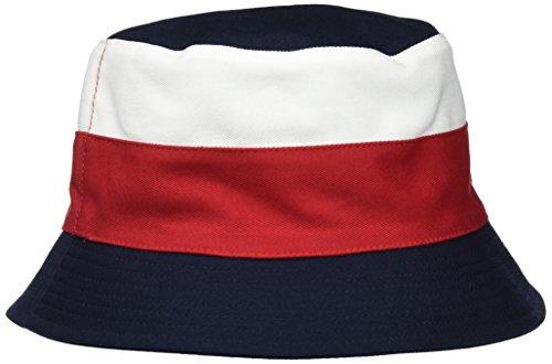 Tommy Hilfiger Baby-Unisex Kappe Reversible Bucket Hat, Schwarz (Corporate 902), XL