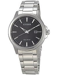 Citizen Herren-Armbanduhr XL Analog Quarz Edelstahl BM7290-51E