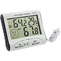 Bocideal Nuovo Digitale DC103 Display LCD umidità Temperatura Psicometro Termometro - Utensili elettrici da giardino - Confronta prezzi