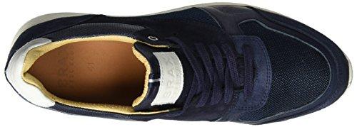 Brax Herren Novoli Running Sneaker Blau (marino)