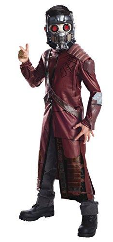 Rubies 3620005 - Kostüm für Kinder - Starlord Deluxe, M