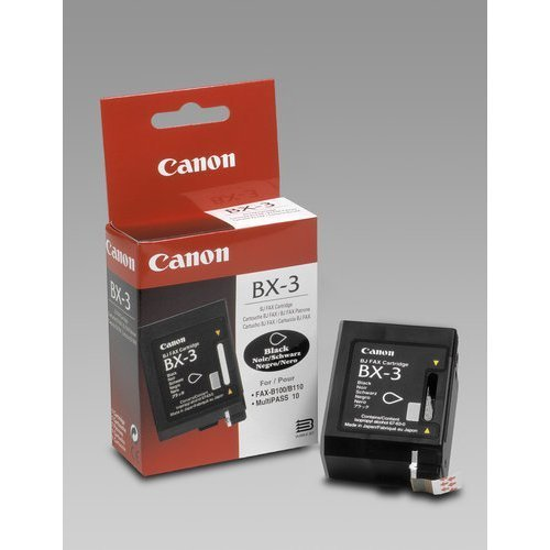 Canon Tintenpatrone BX-3 schwarz -