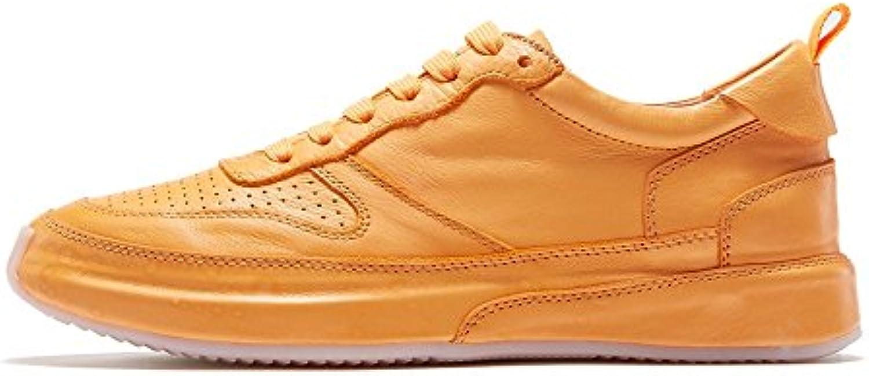 Zapatos de la Tabla Transpirable de la Moda Casual de los Hombres Zapatos Zapatillas de Personalidad Juvenil con... -