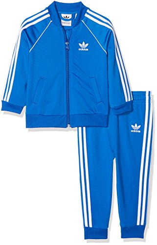 adidas Kinder SST Sportanzug, Blue, 98