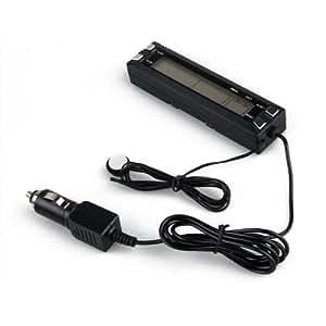 Thermomètre détecteur testeur tension voltage alarme LCD digital pour voiture