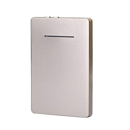 er, iDualSim Wiederaufladbare Bluetooth Sim Kartenadapter mit Fernbedienung Kamera Blendenverschluss und Anti-verlorene Geräte Anzug für iPhone / iPad / iPod Touch (Power) (Dual-sim-karte Iphone)