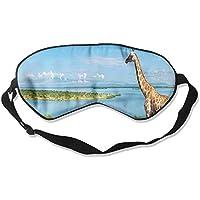 African Safari Animal Giraffe 99% Eyeshade Blinders Sleeping Eye Patch Eye Mask Blindfold For Travel Insomnia... preisvergleich bei billige-tabletten.eu