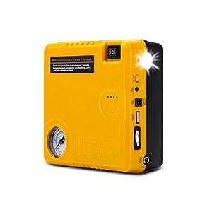 BAKTH Auto EPS Mini Multifuncional Portable 16800mAh Car Jump Starter con 400A pico de emergencia actual Banco de…