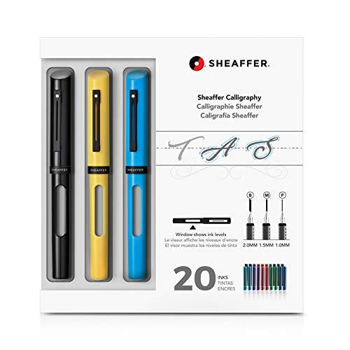 Sheaffer Calligraphy Maxi Kit Negro
