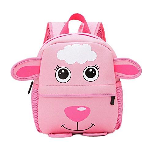 Imagen de yeelan bolsa de escuela impermeable /  para niños ovejas  alternativa
