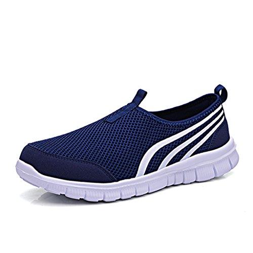 Greatparagon Course Femmes Hommes De Sneakers Chaussures Mesh Yf6bg7y