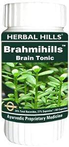 Herbal Hills Brahmihills - 60 Capsule