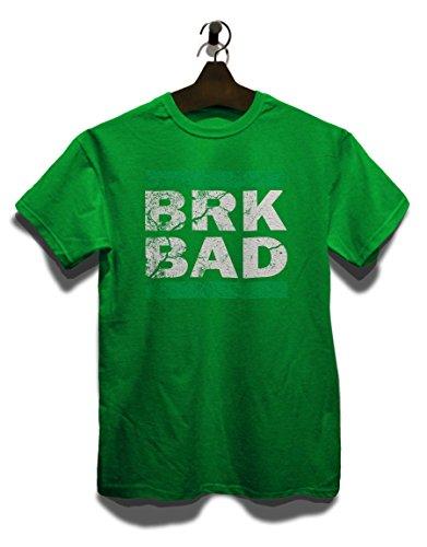 Brk Bad Vintage T-Shirt Grün