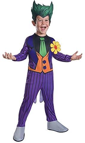 Rubies DC Comics Boys The Joker Costume M