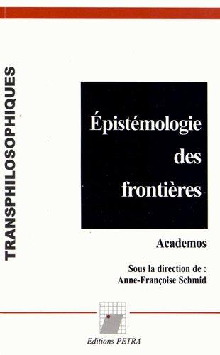 Epistémologie des frontières : Academos