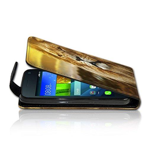 Vertical Flip Style Housse Case Étui Coque Motif cartes étui support pour Apple iPhone 5/5S–Variante ver40 Design 7