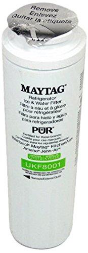 Maytag UKF8001AXX Kühlschrankzubehör / Wasserfilter / Kühlschrank Gefrierschrank Ukf8001 Binnenwasserfilter (Maytag Wasserfilter Ukf8001axx)